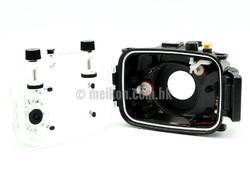 Podvodní pouzdro Meikon pro Canon G5X - 4