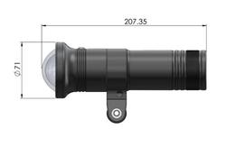 Video světlo CameraFISH C12000 - 4