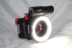 Video světlo Weefine Ring Light 3000 - 5