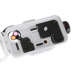Podvodní pouzdro Sea Frogs pro iPhone 6/6S/7/7S/8 - 5