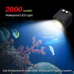 Foto/Video světlo Sea Frogs SL-19 - 5