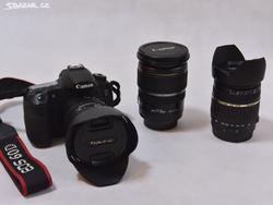 Podvodní Foto set Canon 60D + Ikelite - 6